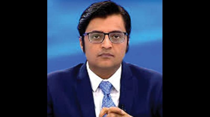 The Nation Wants to Know: Arnab Goswami