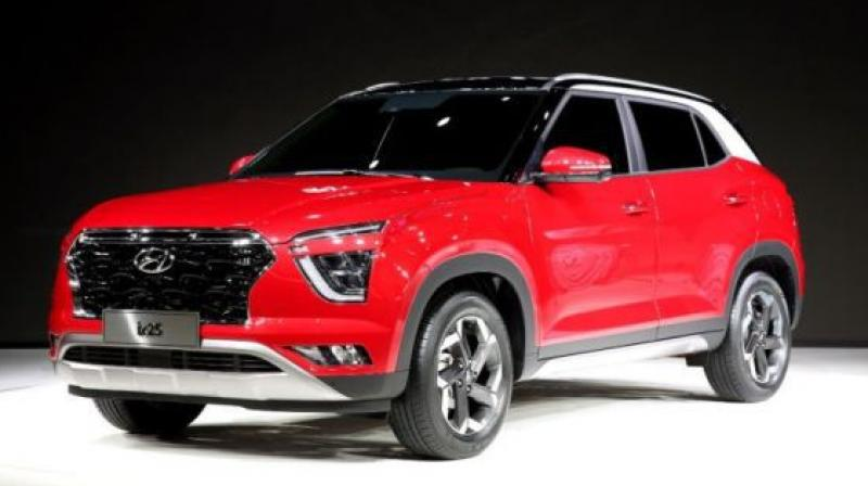 New Creta will use the Setos' BS6 petrol and diesel engines.