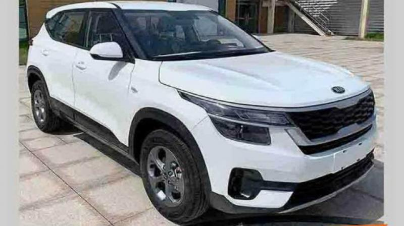 KX3 will be a long wheelbase version of the India-spec Seltos.