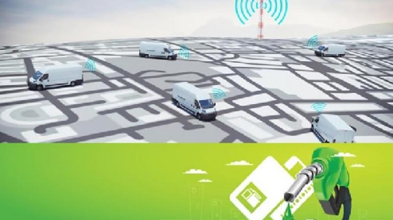 GPS Based Fleet and Fuel Management Project