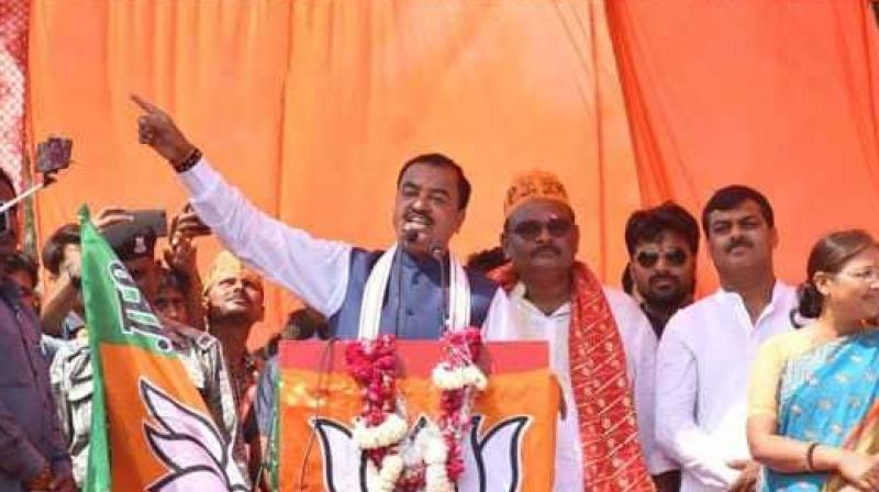 Voting for BJP means 'nuclear bomb dropped on Pak': UP Dy CM