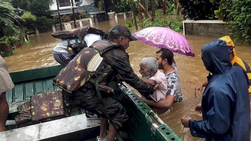 The surge in cases comes after torrential rain beginning on August 8 flooded almost the entire state, killing hundreds of people, destroying thousands of homes and causing at least 200 billion rupees (USD 2.81 billion) worth of damage. (Photo: File | PTI)
