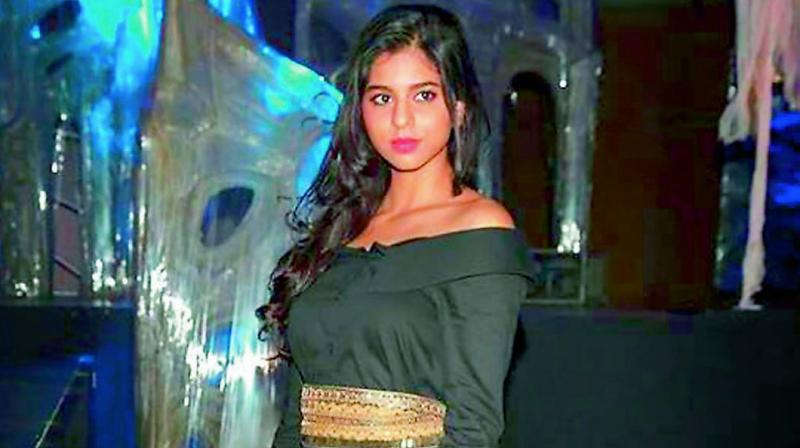 Suhana Khan is not making her debut anytime soon