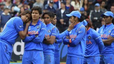 India came tantalizingly close to win their maiden ICC Women's World Cup title before England made a sensational comeback in the Lord's final to win the coveted trophy for the fourth time. (Photo: AP)