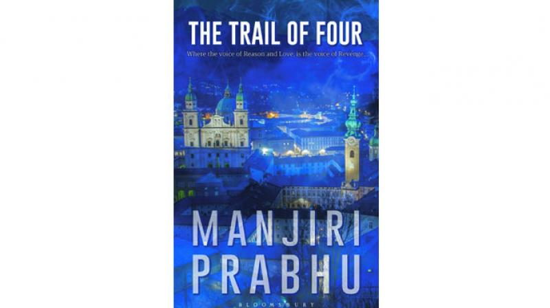 Manjiri Prabhu's The Trail of Four