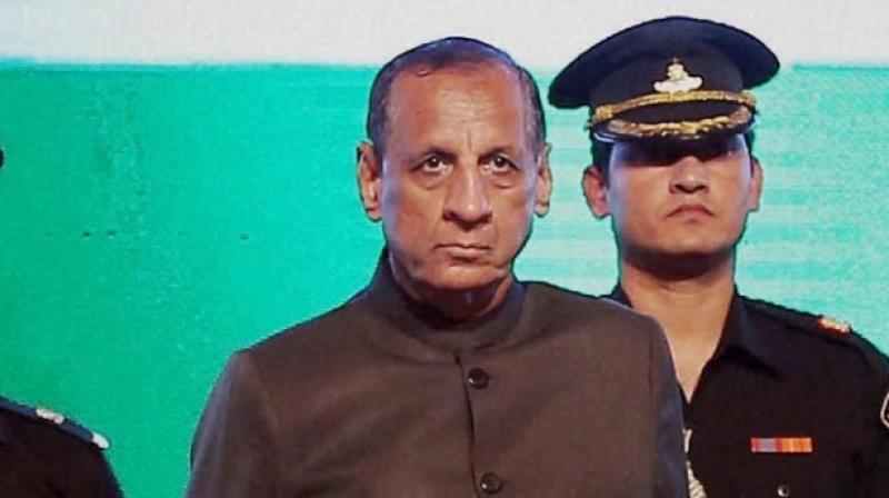 Governor E.S.L. Narasimhan