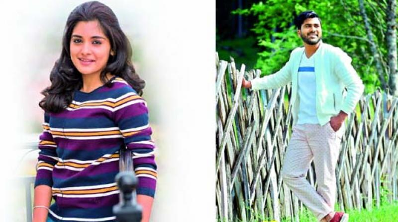 Nivetha Thomas and Sharwanand