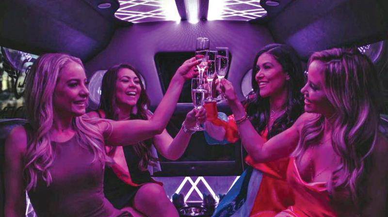 Divorce parties account for about 10 per cent of Vegas Girls Night Out's business