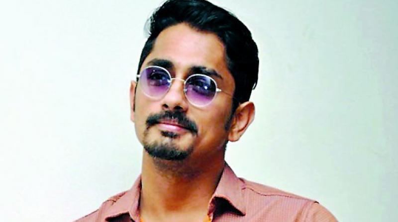 Yogi Babu should take care of his health, says Siddharth