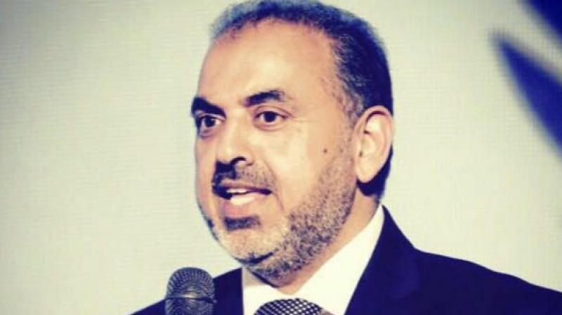 Lord Nazir Ahmed, who was born in Pakistan-occupied Kashmir, raised in South Yorkshire and has regularly made common cause with 'Kashmiri Pakistanis', is leading the campaign that will involve five billboard vans traversing the streets of London. (Photo: Facebook/Lord Nazir Ahmed)