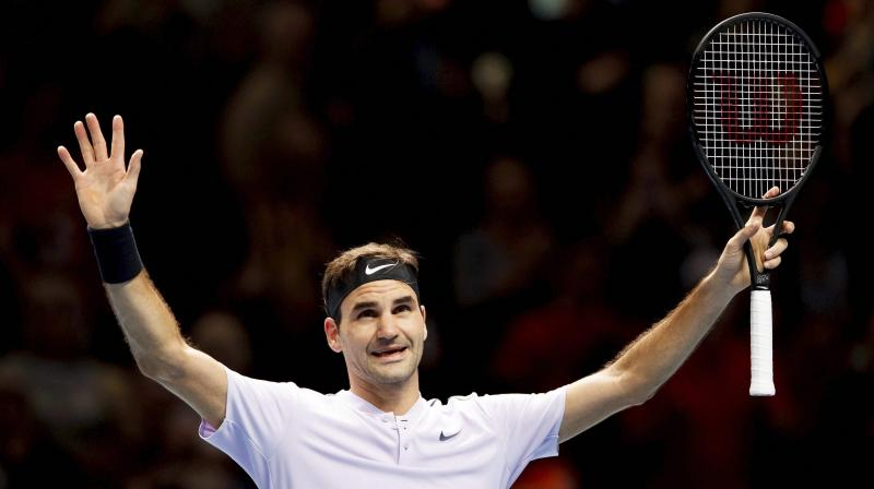 Federer single win away from reclaiming top rank