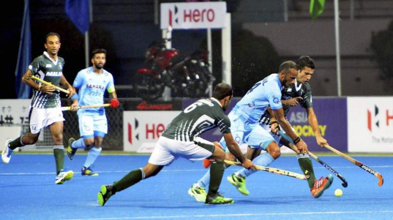 Odisha government to sponsor India's hockey team
