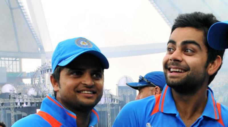 Suresh Raina makes this huge claim about Virat Kohli ahead ...