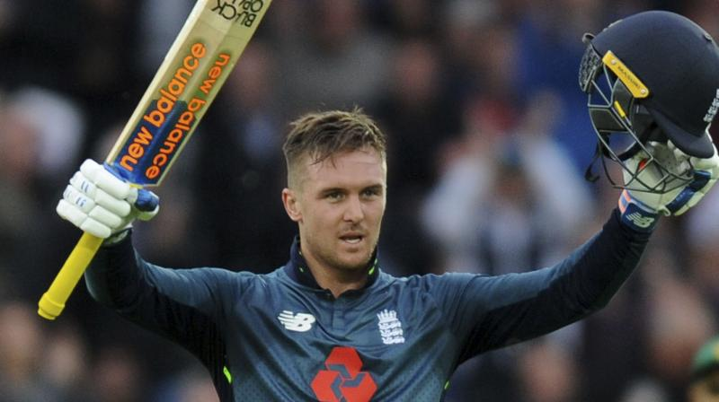 While Roy was named man-of-the-match, the award could have gone to his Surrey team-mate, Tom Curran. (Photo: AP)