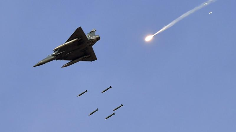 The Indian government has not produced evidence that a camp was destroyed or that any militants were killed in the raid. (Photo: PTI)