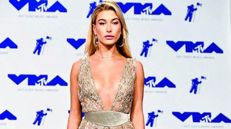 Picture of Hailey Baldwin used for representational  purpose only.