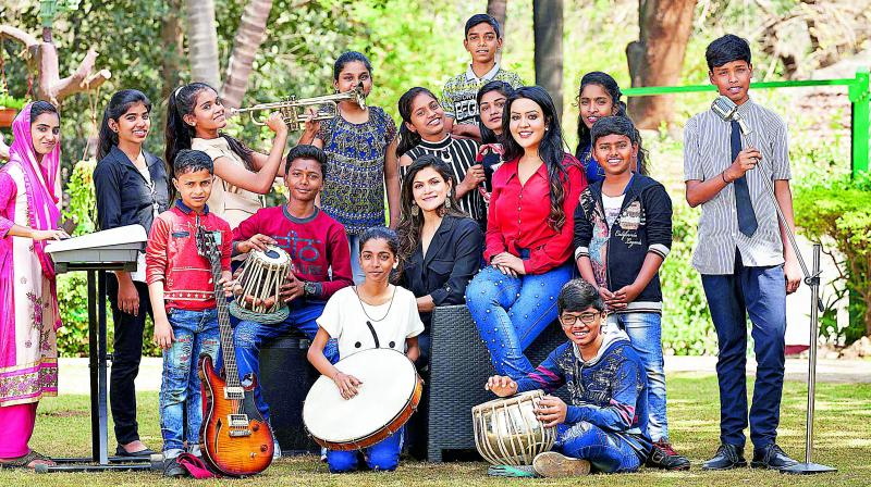 Mitti Ke Sitare, a unique music reality show dedicated to underprivileged children aged between seven and 15, has reached its final round with 18 talented singers from the slums of Mumbai.
