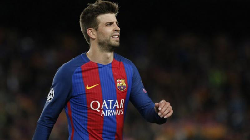 Pique has courted similar controvery in the past. In the summer of 2017 he admitted knowing of Neymar's decision to quit Barcelona for Paris Saint-Germain before the Brazilian star had informed Barcelona chiefs. (Photo: AFP)