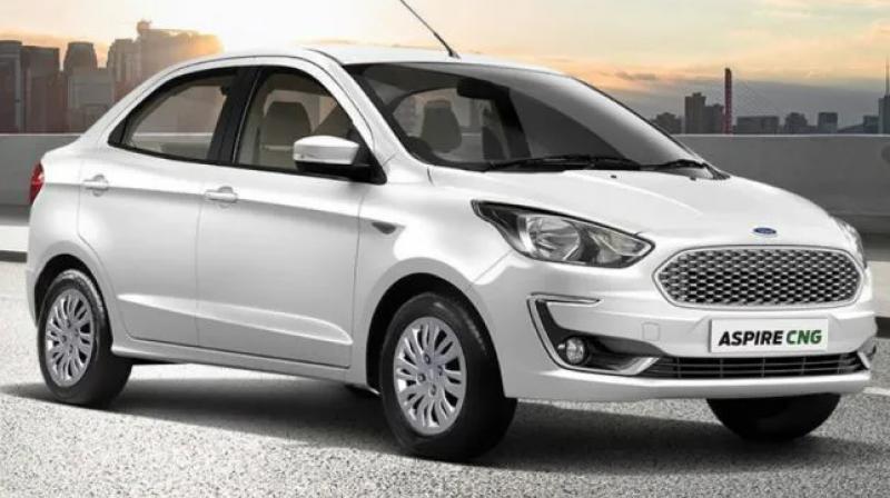 Ford EcoSport Titanium, Titanium Variants Get New Instrument Cluster