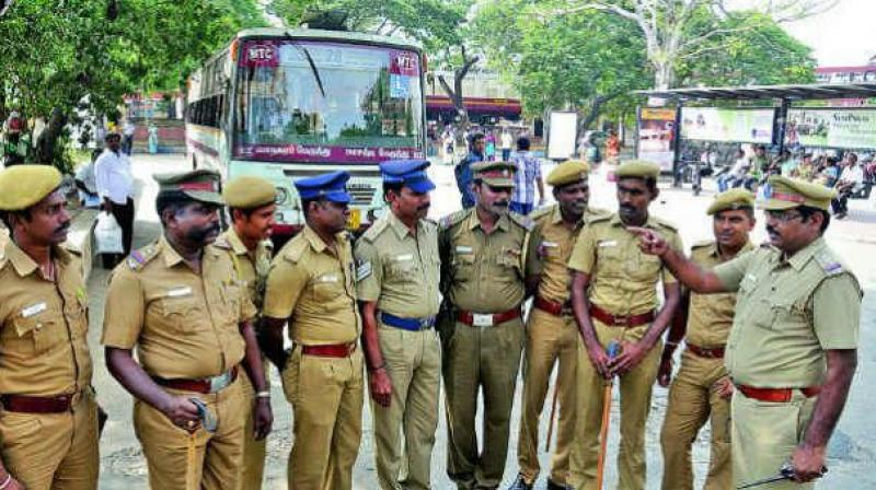 A senior police officer said that a departmental enquiry has been ordered into the incident, which took place near Arakere Gate, Mico Layout, in Southeast Bengaluru. (Representational Image)