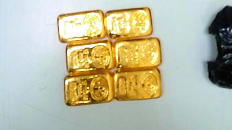 Spot gold was down 0.1 per cent at $1,245.61 an ounce, as of 0347 GMT.