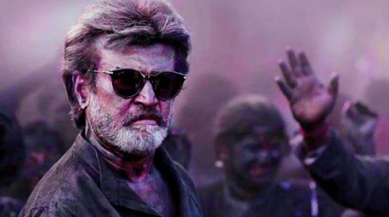 Still of Rajinikanth-starrer Kaala