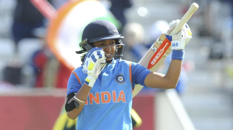 Harmanpreet will be assisted by Smriti Mandhana, who has been named as the vice-captain. (Photo: AP)
