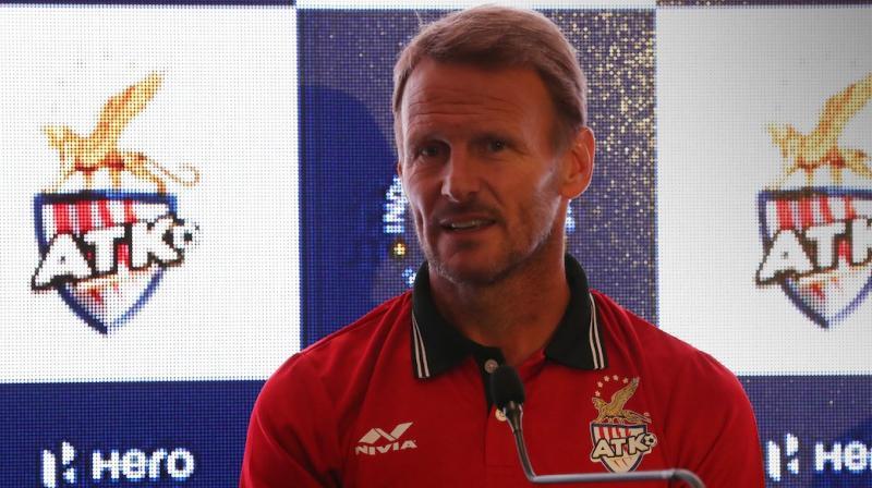 ATK sack Teddy Sheringham; Ashley Westwood announced as interim coach