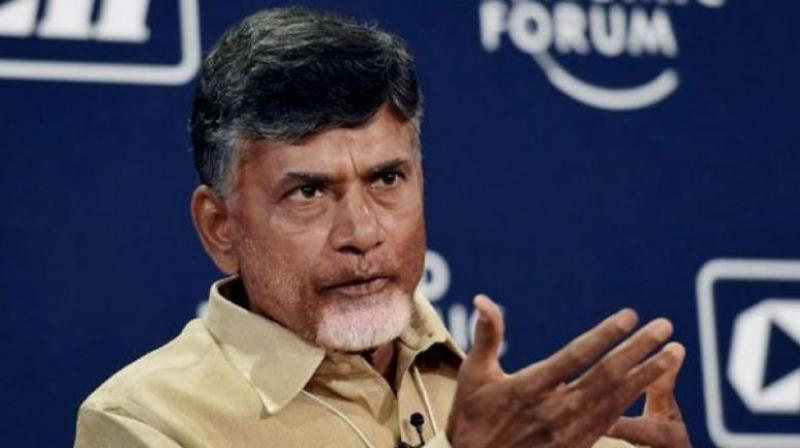 Reacting to this, Naidu said in a democracy anyone could go anywhere and work. (Photo: File)