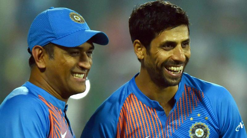 """He is one guy who is very honest with himself and the country. So, he should definitely play. I see him even to play T20 World Cup in 2020,"" said Ashish Nehra as he backed MS Dhoni. (Photo: PTI)"