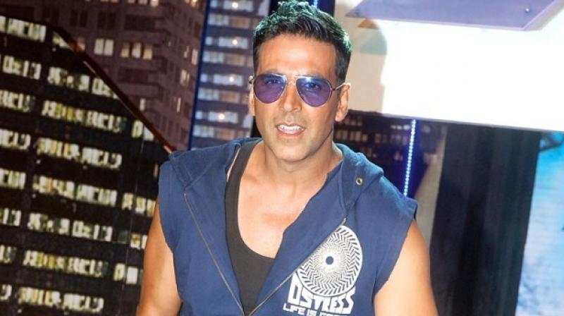 Akshay Kumar was last seen in 'Jolly LLB 2.'