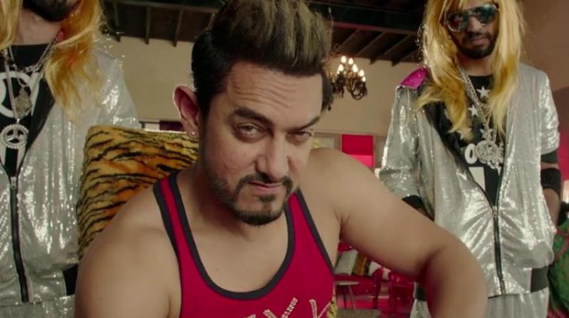 "A source close to the film reveals, ""Aamir Khan might lend his voice for a song in Secret Superstar."