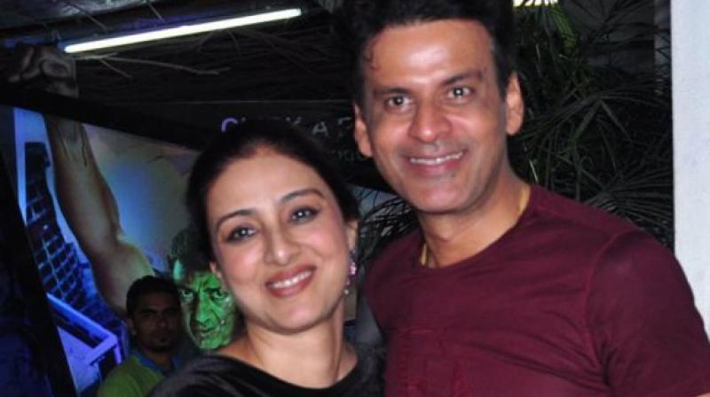 Tabu and Manoj Bajpayee.