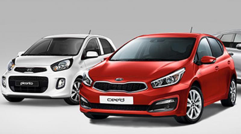 Kia motors announces 1 billion investment in india for Kia motors south korea