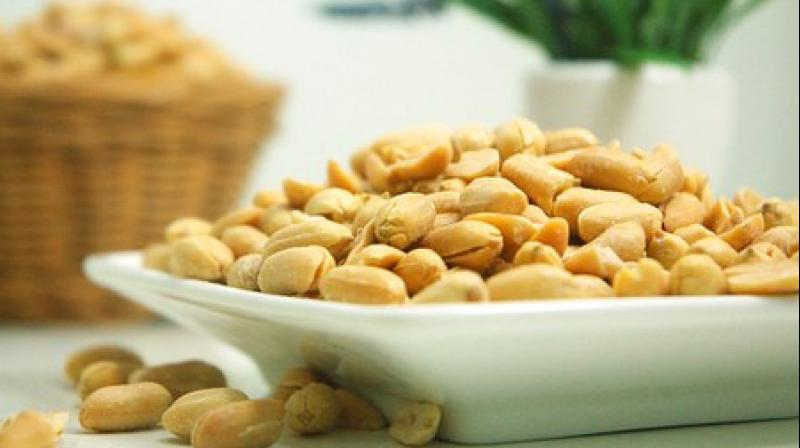 The food industry wants  high oleic peanuts as they have tenfold lower oxidation compared to normal peanuts, improving their shelf-life from 2 to 9 months.  (Photo: Pixabay)