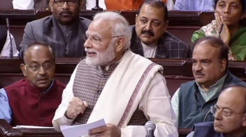 Congress-BJP spat over Renuka's laughter escalates