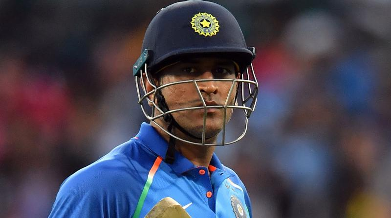 Gavaskar also spoke about the trust that current skipper Virat Kohli has Dhoni's assessment of situations. (Photo: AFP)