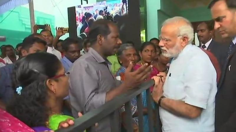 PM Modi to review post Cyclone Ockhi situation in Tamil Nadu, Kerala