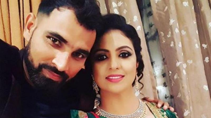 Shami's wife requests Mamata Banerjee to meet her