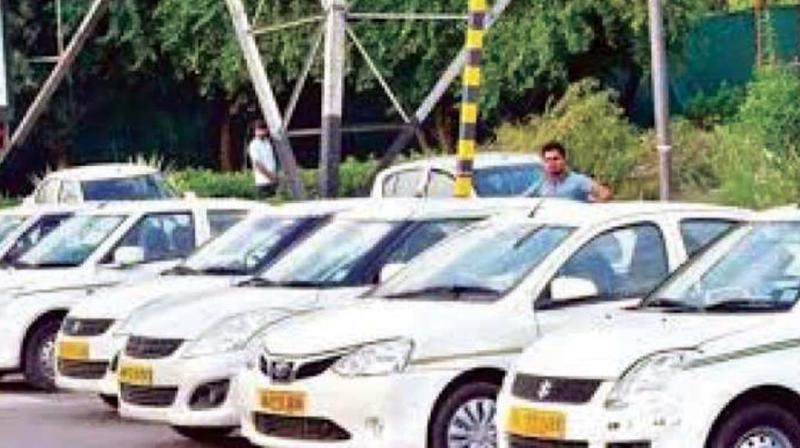 Delhi Sarvodaya Driver Association president, Kamaljeet Gill said all cab drivers are supposed to carry at least three condoms. (Photo: File | Representational)