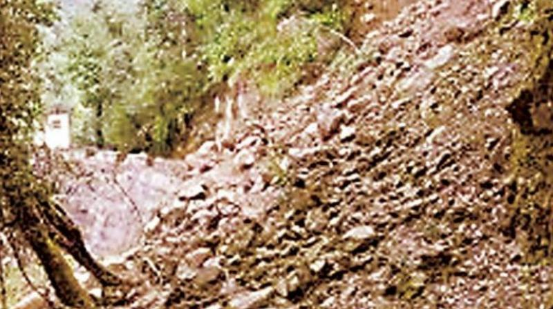 The report on the disaster that left several dead and many homeless, says modification of hill slopes through cutting and benching for construction of houses and road widening without proper support has destabilised them and warns  that this is likely to trigger landslides in the future too.  (Representational image)