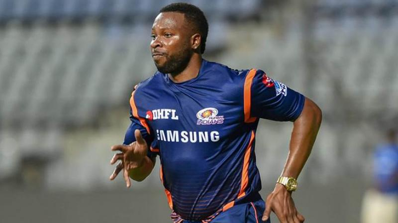 Kieron Pollard is confident that MI can turn things around in the IPL.(Photo: PTI)