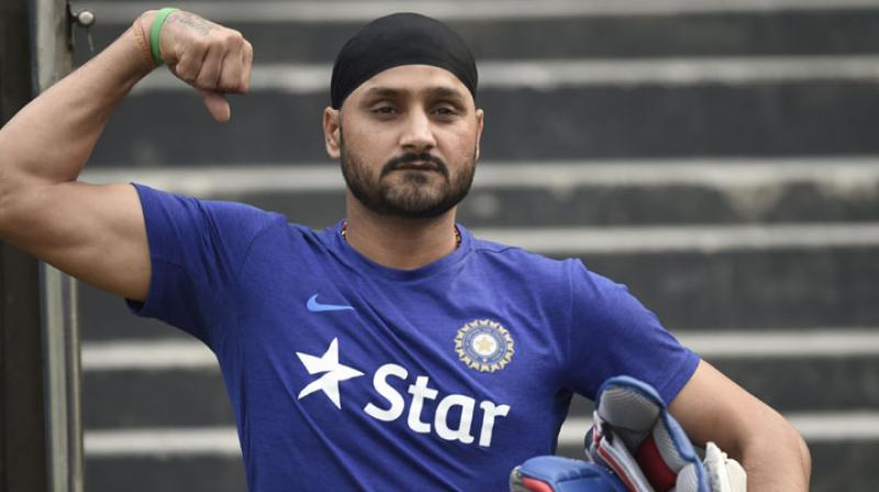 Harbhajan Singh, formally known as 'The Turbanator' among cricketing fans was quick to spot a spelling error in Malik's tweet. (Photo: AFP)