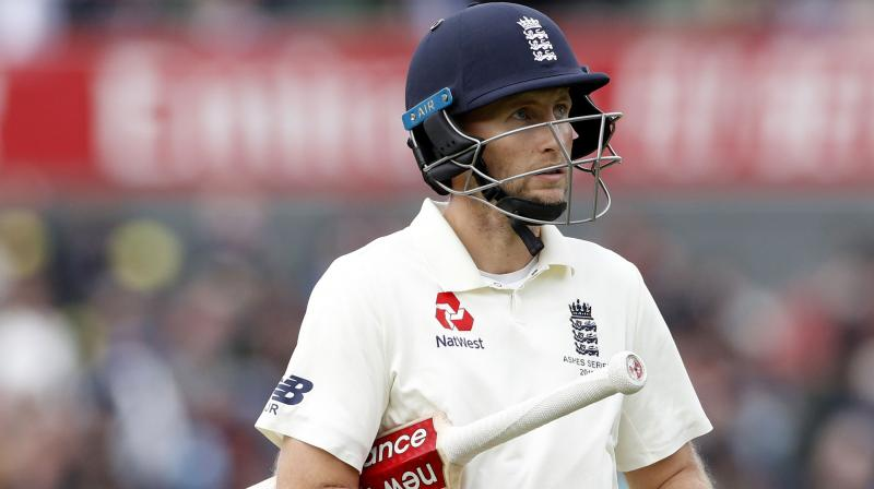 England's failure has led to questions over Root's position, particularly given his inconsistent batting throughout the series. (Photo: AFP)