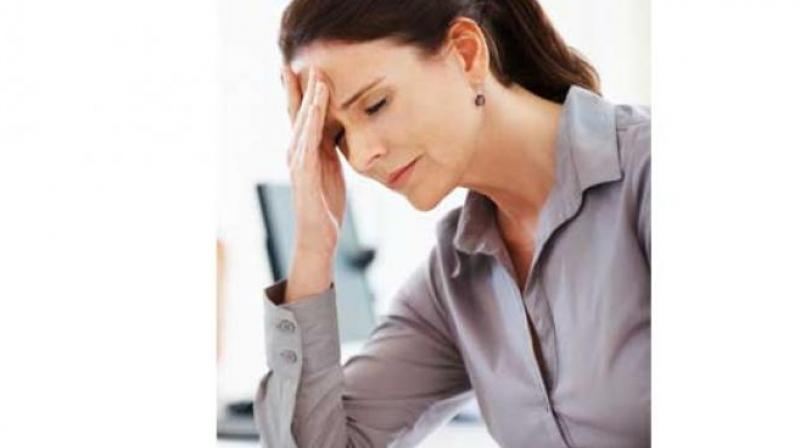 The hormone cortisol rises and falls naturally throughout the day and can spike in response to stress. (Photo: File)