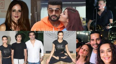 From morning to late night: Stars stepped out in Mumbai on Friday and made it to the paparazzi diary of the day. (Photos: Viral Bhayani)