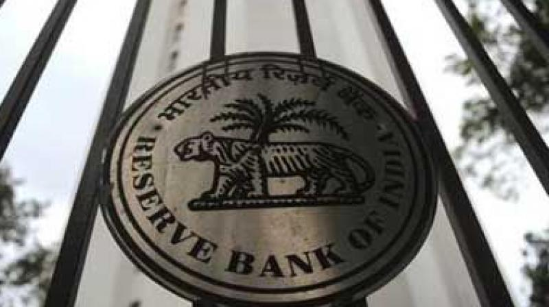RBI has a committee to evaluate rates.