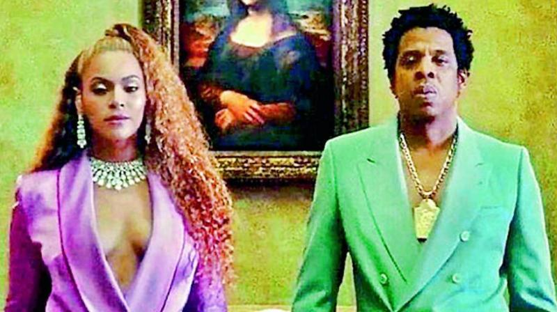 Next to Beyonce on stage, Jay-Z praised his mother, Gloria Carter who was a lesbian. (Photo: File)