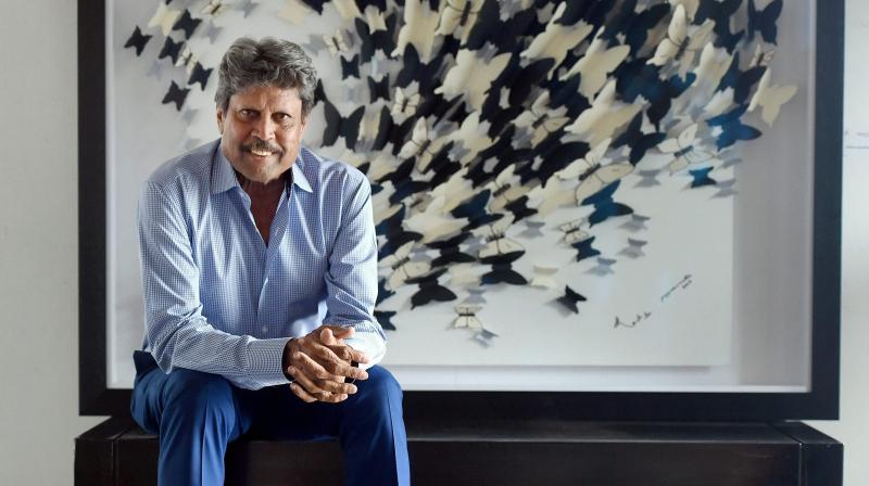 Kapil Dev on Sunday recalled the time when captaincy was handed over to him, saying that he was 'scared as well as happy'. (Photo: PTI)