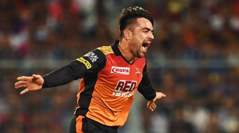 "Rashid received high praise from the legendary Sachin Tendulkar, who described him as the ""best T20 spinner in the world"", while Afghanistan President Ashraf Ghani called him a hero. (Photo: AFP)"